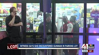 Man shot by police says he was trying to protect his family - Video