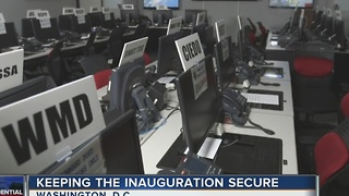 Keeping the inauguration secure - Video
