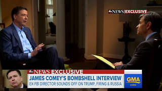 James Comey Interview With George Stephanopoulos