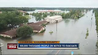 Manatee County declares local State of Emergency - Video