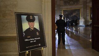 Chief Medical Examiner Releases Capitol Officer's Cause Of Death