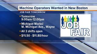 Malone Staffing Solutions is hiring Machine Operators and Assembly positions - Video
