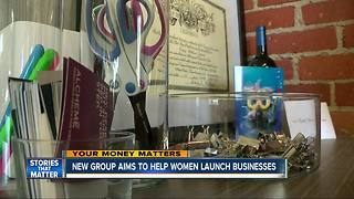 Group launches to help women start businesses - Video