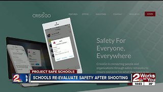 Schools re-evaluating safety after Parkland shooting