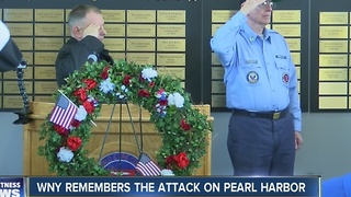 WNY remembers the attack on Pearl Harbor - Video