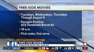 Free kids movies in Naples - Video