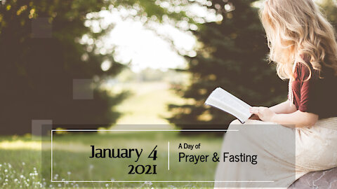 Join Us in Prayer and Fasting Arizona on Jan 4, 2021