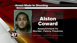 UPDATE: Lansing man faces charges after shooting - Video