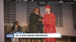 Drunk & Deadly: hit & run driver sentenced in crash that killed teenager - Video