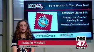 Around Town Kids 6/1/18: Be a Tourist in Your Own Town - Video