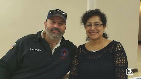 Local couple focusing on community outreach