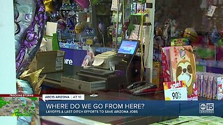Coronavirus having impact on Arizona businesses