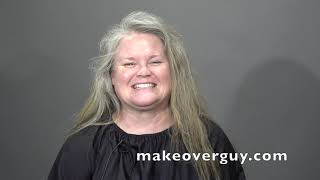 Getting A Divorce, Ready To Give Up, Woman Reclaims Her Sexy With a Dramatic MAKEOVERGUY® Makeover!
