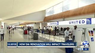 Massive $1.8B project at Denver International Airport could increase your airfare