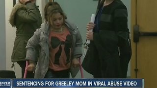 Mom in viral abuse video sentenced to jail, abuse classes and more - Video