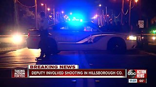 17-year-old in critical condition after being shot by deputy | 11 p.m.