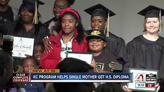 KC program helps people get HS diploma online - Video