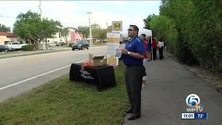 2 teachers quit, 10 students withdraw from Eagle Arts Academy - Video