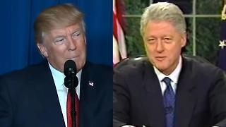 Bill Clinton or Donald Trump? - Video