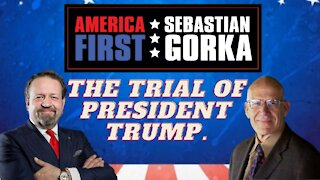 The trial of President Trump. Victor Davis Hanson with Sebastian Gorka on AMERICA First