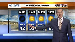13 First Alert Weather for Dec. 6 - Video