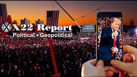 Ep. 2412b - No Such Agency, Trump's Great Awakening, Nothing Can Stop This, Stage Is Being Set