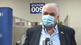 Gov. Sisolak hopes Trump campaign will comply with COVID-19 guidelines
