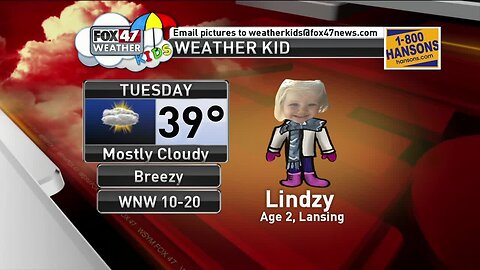 Weather Kid - Lindzy