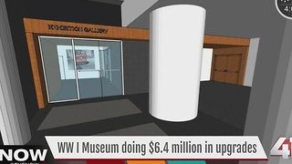 National WWI Museum to undergo $6.4 million upgrade - Video