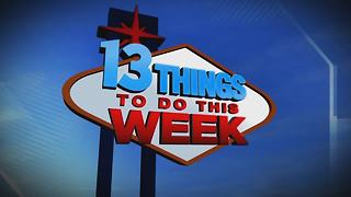 13 Things To Do In Las Vegas This Week For Sept. 29 through Oct. 5 - Video