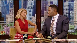 Michael Strahan On Tensions With Kelly Ripa