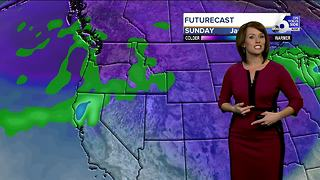 Temperatures stay mild across SW Idaho Monday, but change is in the air! - Video