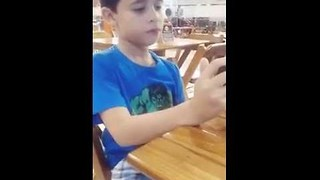 Young Boy Has Emotional Reaction to Sibling News - Video