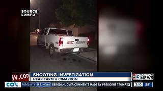 Police searching for suspects in shooting near Farm and Cimarron - Video