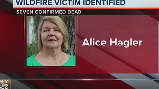 Family Members ID Victim Of Gatlinburg Wildfire - Video