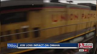 Union Pacific to cut 750 positions by Fall - Video