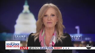 Kellyanne Conway says president will speak to nation Tuesday night