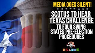 Texas Challenge Now Seen As Hopeful Outcome For Election Justice!
