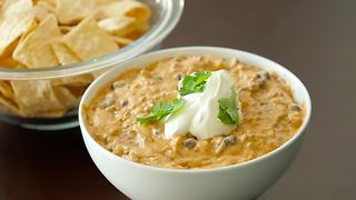 Slow cooker taco dip recipe - Video