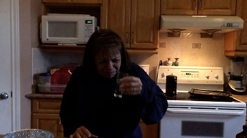 Woman doesn't like her husbands Cure for the Common Cold
