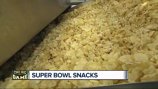 Dorsey Super Bowl Snacks
