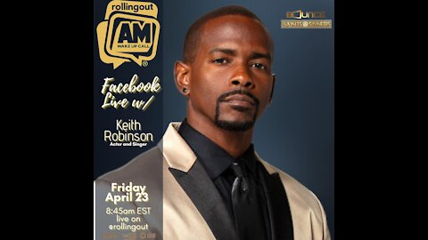 Keith Robinson joins AM Wake-Up Call to discuss 'Saints & Sinners'