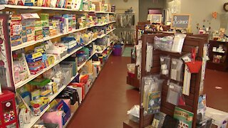 Education resale shop helps parents set up in-home classrooms
