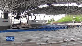 Crews have two days left to prepare for the 50th Summerfest - Video