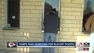 Avoid scams in Chiefs playoff tickets search