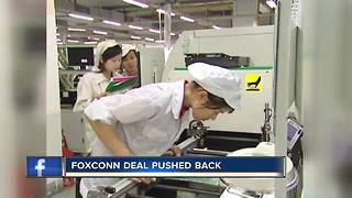Foxconn contract vote delayed, lacking guarantees - Video