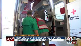 Red Cross resource centers to open for metro flood victims