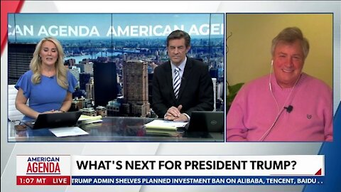 What's Next for President Trump?