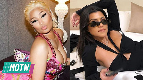 Nicki Minaj Trolls Cardi's Breakup With Offset: Kourtney Receives Backlash For Bed Photo | MOTW