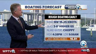 Overnight forecast - Video